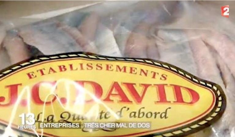 JC David – JT de France 2
