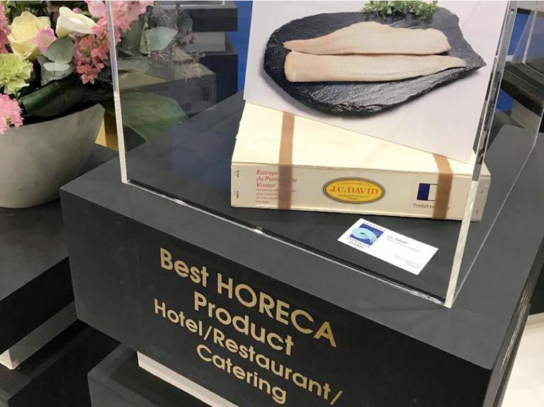 Salon Seafood – Prix du meilleur produit