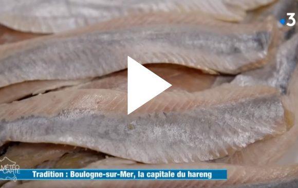 Reportage France 3 : Le Hareng fumé et ses qualités